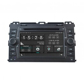Car DVD Toyota Prado 120 Series (2002-2009)