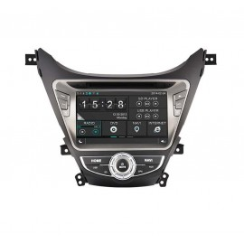 Car DVD Hyundai New Elantra