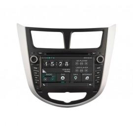 Autoradio GPS Hyundai Verna