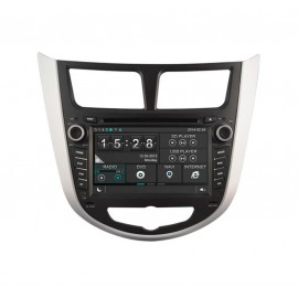 Car DVD Hyundai Verna
