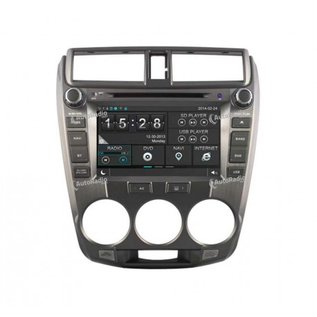 Autoradio Honda City (2008-2012)