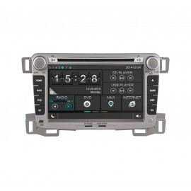 Auto radio Chevrolet Sail (2009-2013)