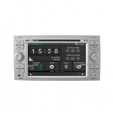 Autoradio GPS Ford C-Max (2006-2010)