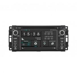 Autoradio GPS Jeep Cherokee