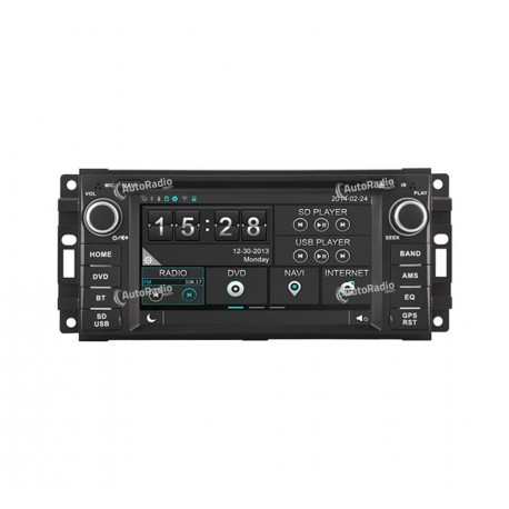 Autoradio Jeep Compass