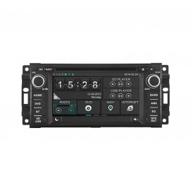 Auto radio Jeep Patriot