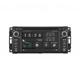 Auto radio Jeep Commander