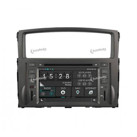 Autoradio Mitsubishi Pajero V97 (2006-2012)