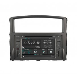 Auto radio Mitsubishi Pajero V93 (2006-2012)