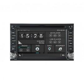 Autorradios Navegadores Universal 2 DIN