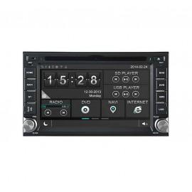 Autoradio GPS Hyundai Getz (2002-2011)