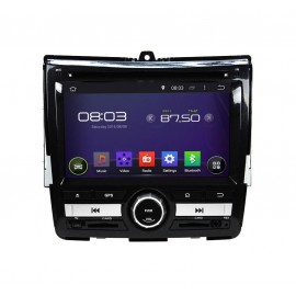 Auto Radio Android 8.0 Honda City (2008-2011)