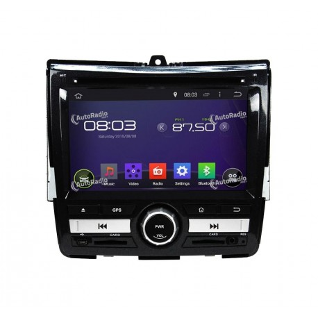 Autoradio Android 8.0 Honda City (2008-2011)