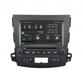 Auto radio Citroen C-Croser