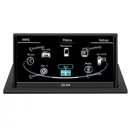 GPS Audi S3 2014