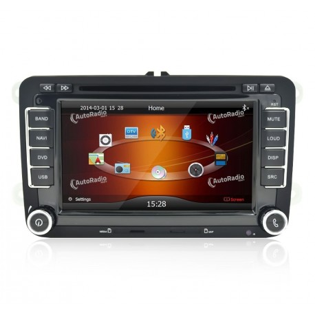 Autoradio Volkswagen Golf 5 (2003-2009)