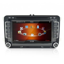 Car DVD Skoda Superb (2005-2009)