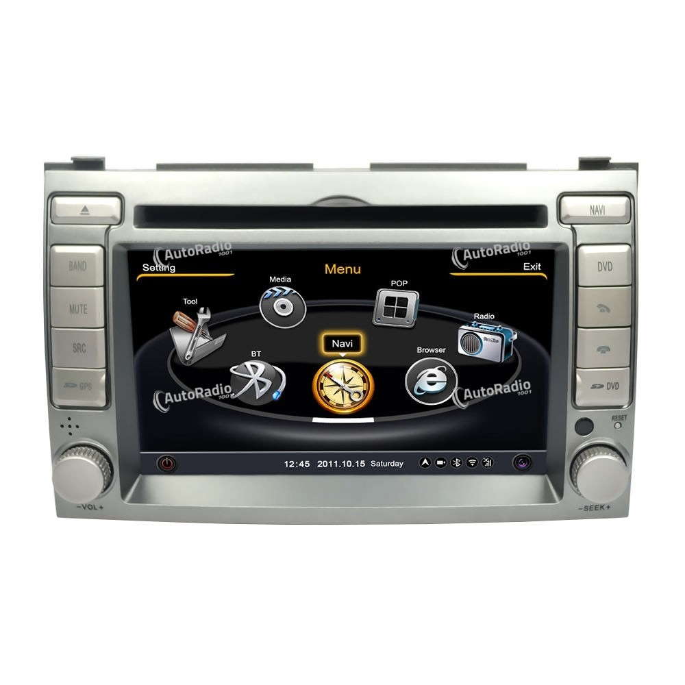 The latest Car DVD GPS Hyundai I20 at the best price