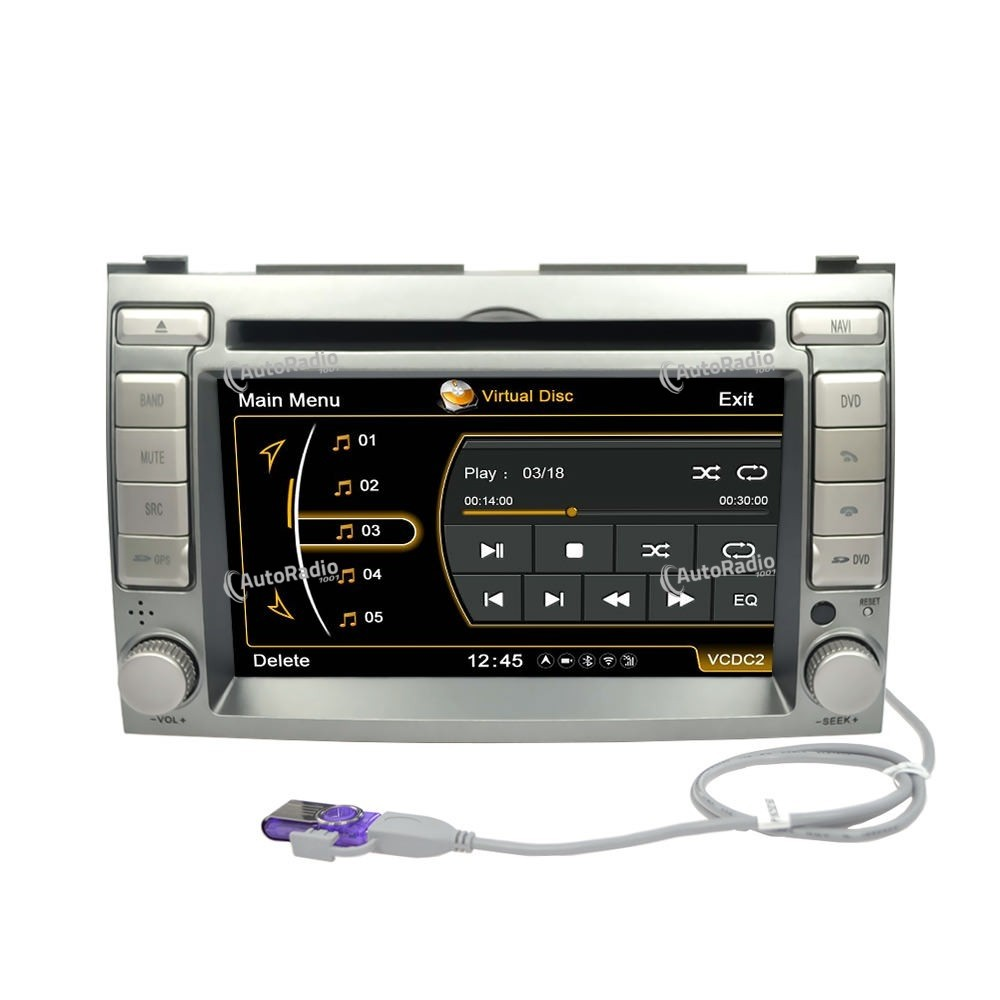 poste autoradio dvd gps hyundai i20 aux prix les plus bas sur notre boutique en ligne. Black Bedroom Furniture Sets. Home Design Ideas