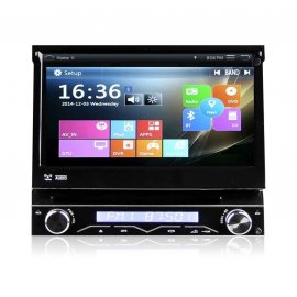 1 din gps dvd android bluetooth zum besten preis www. Black Bedroom Furniture Sets. Home Design Ideas
