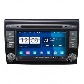 Autoradio GPS Android 4.4 Fiat Bravo (2007-2012)