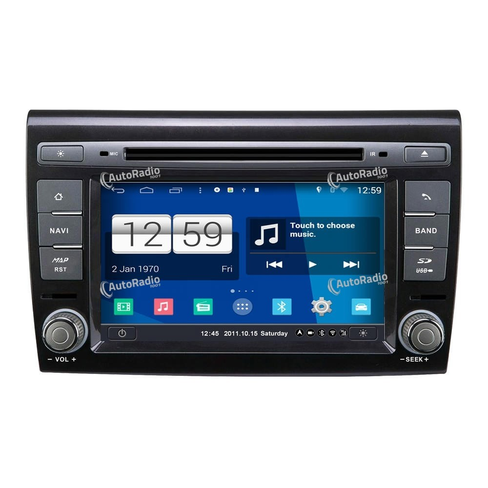 the latest car dvd gps fiat bravo 2007 2012 at the best price. Black Bedroom Furniture Sets. Home Design Ideas