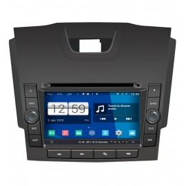 Navigatore Android 4.4 Chevrolet S10 Colorado