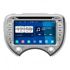 Navigatore Android 4.4 Nissan March