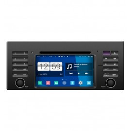 Autoradio Android 4.4 BMW E53 X5 (2002-2006)