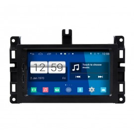 Car Navigation Android 4.4 Jeep Grand Cherokee 2014