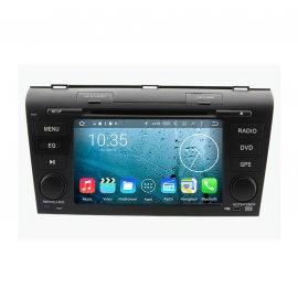 Autoradio Android 8.0 Mazda 3 (2007-2009)