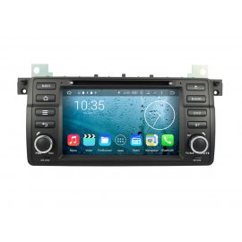 Auto Radio Android 8.0 BMW 3 Series E46 (1998-2001)