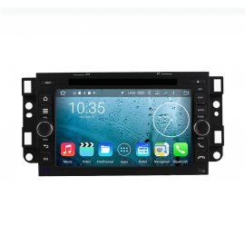Auto Radio Android 8.0 Chrysler 300C Cirrus (2007-2010)