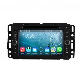 Car Stereo Android 8.0 Chevrolet Suburtan (2007-2012)