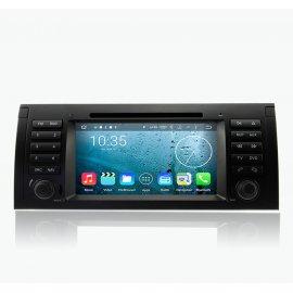 Auto Radio Android 8.0 BMW 5 E39 Series (1996-2001)