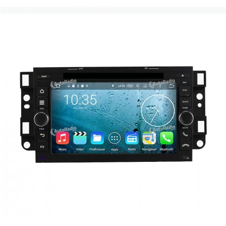 Car Stereo Android 8.0 Jeep Grand Cherokee (2008-2011)