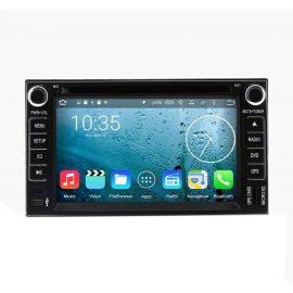 Car Stereo Android 8.0 KIA sportage (2004-2009)