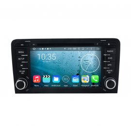 Autorradios Android 8.0 Audi A3 (2003-2013)