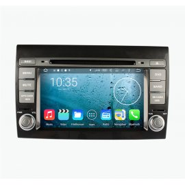 Car Stereo Android 8.0 Fiat Bravo (2007-2012)