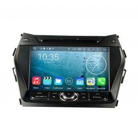 Autoradio Android 8.0 Hyundai Santafe (2013)