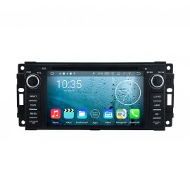Car Stereo Android 8.0 Jeep Compass (2009-2011)