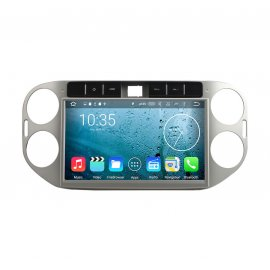 Car Stereo Android 8.0 Volkswagen Tiguan (2013-2014)