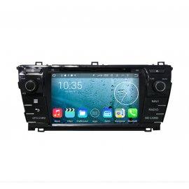 Autoradio Android 8.0 Toyota Corolla (2014)