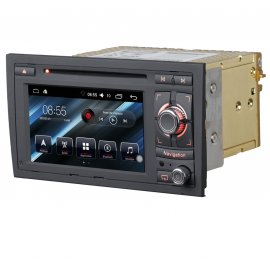 Auto Radio Android 6.0 Audi RS4 (2002-2005)