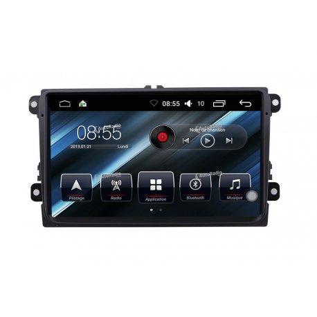 Auto Radio Android 6.0 Volkswagen Golf 5 (2003-2009)