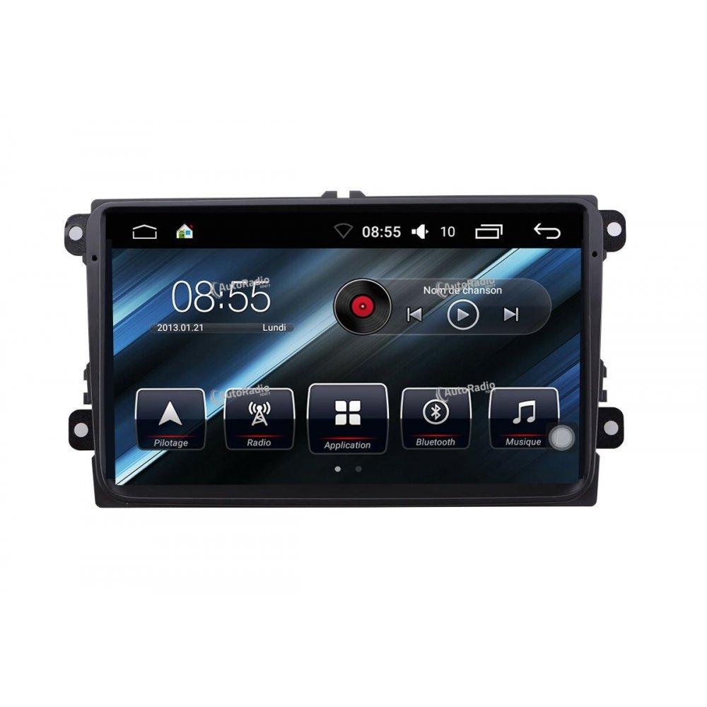 Android 4 4 car dvd volkswagen passat cc 2008 2011 for 4 box auto