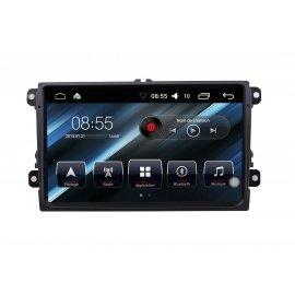 Auto Radio Android 6.0 Volkswagen Polo 6 (2010 - 2013)
