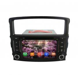 Auto Radio Android 8.0 Mitsubishi Pajero V97 (2006-2011)