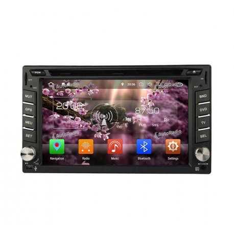 Car Stereo Android 8.0 Nissan Murano (2002-2011)