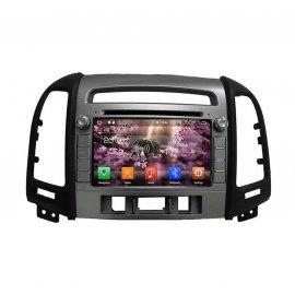 Car Stereo Android 8.0 Hyundai Santa-fe 2012